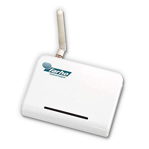 Farho Nexho internetmodule voor bediening van elektrische radiatoren, wifi-optie · Intelligente verwarming