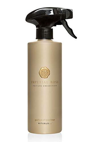 RITUALS Imperial Rose Raumspray 500ml Raumduft, 600 Sprühstöße, inkl. Filabe Pflegetücher, weitere Raumsprays als Auswahl auf Dieser Seite