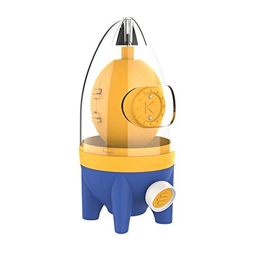 Fabricante De Huevos De Oro Codificador De Huevos Batidora De Huevos Tirando De La Cuerda Batidor De Huevos Revuelto Batidor para Coctelera Huevo Dorado Gadget Portátil De Cocina para El Hogar