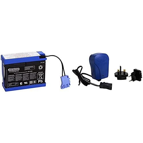 Peg Perego - Batteria, 12V, 4.5 Ah & - Kit Caricabatterie, 12 V, 0.85 A