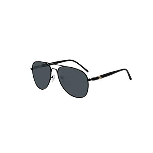 LLKK Gafas de Sol polarizadas de Moda,Gafas de Sol,Conductores Que conducen Gafas de Sol,2 Estilos