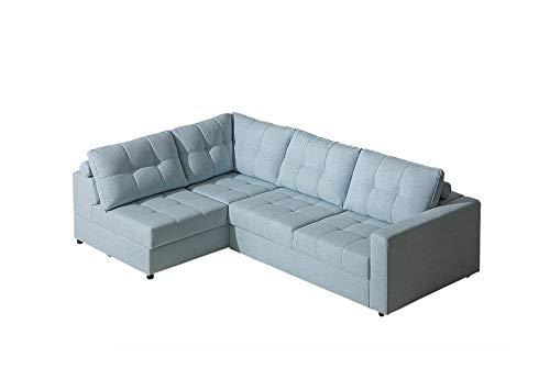 MENA Sectional Sleeper Sofa, Left Corner