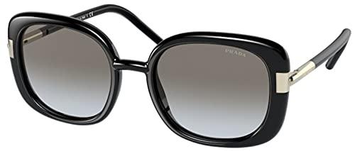 Prada - Gafas de sol unisex para adulto PR 04WS Negro 53 cm