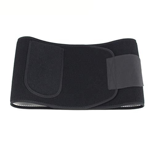 NXW Cinturón de Soporte de Cintura de cinturón Deportivo Mujer y Hombre Faja Adelgazante Faja para Gimnasio de Abdominal para Sudar y Hacer Deporte,Fitness y Proteger los lumbares