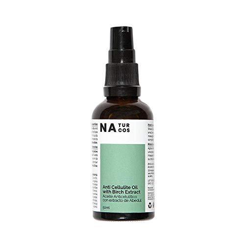 Aceite anticelulítico con extracto de Abedul Naturcos 50 ml