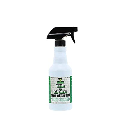 Seal It Green Xtreme Impregnating Grout Sealer-Non-Toxic and Zero VOC's-No More Mold, Mildew Or Food Stains. Use On Granite, Grout, Tile & Stone. Seals & Protects. Easy to Use Pro Formula. Lasts Yrs.