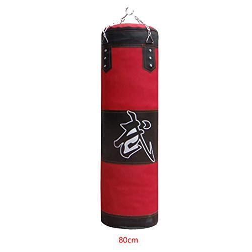 Floridivy 8 stks/set Boksen Training Praktijken Punch boksen bokszak opknoping Bag Rits Ontwerp Lege Sport Kick Sandbag Boksen Accessoires