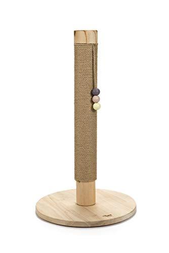 Designed by Lotte Kratzbaum Sinora L: 40 cm B: 40 cm H: 70 cm sand