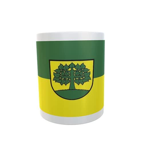 U24 Tasse Kaffeebecher Mug Cup Flagge Aldingen