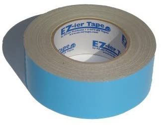 security EZ-ier Tape Finally popular brand Double-Sided Containment and Dust Barrier 2