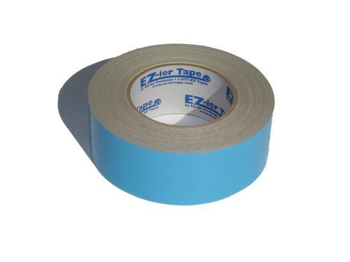 """EZ-ier Tape Double-Sided Containment and Dust Barrier Tape (2"""" x 60')"""