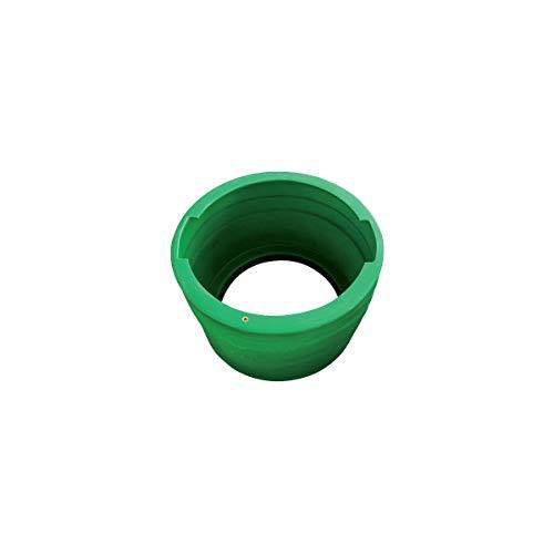 Plasteau - Réhausse de couvercle HT 400mm pour Ecociter, Ecobase de 1000L uniquement