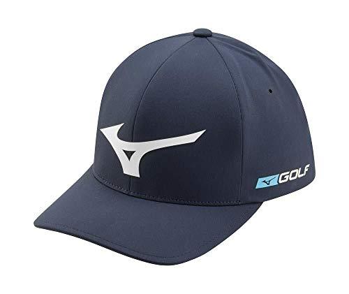 Mizuno Tour Delta Cap Casquette De Baseball, Bleu (Azul...