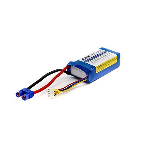 E-flite 11.1V 1300mAh 3S 20C LiPo Battery: EC3, EFLB13003S20