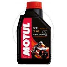 MOTUL - 714.00.90 - OEL MOT 2T 1L SYN 710 -