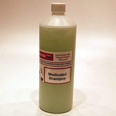 Diamond Edge médicamenteux Shampooing de toilettage, 1 litre