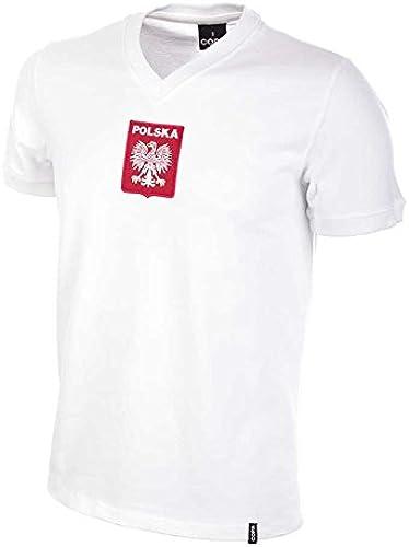 Copa Football - Maillot rétro Pologne années 70