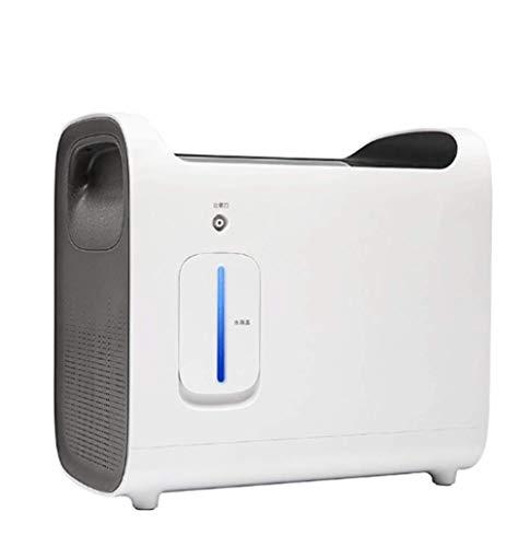 Zuurstof generator, zuurstof machine thuis draagbare zuurstof inhalator, bejaarden emfyseem, gas inhaler, zuurstof voor zwangere vrouwen, draagbare kleine