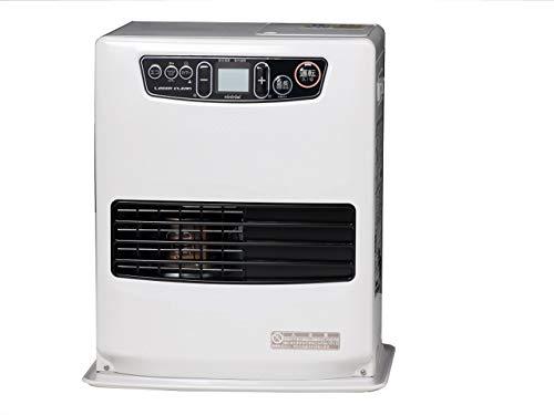トヨトミ 石油ファンヒーター (木造9畳まで/コンクリート12畳まで) 日本製 ホワイト LC-331(W)