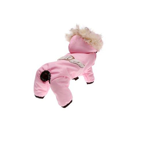 Puppy Angel Urban Jungle Gepolsterte Latzhose für Mädchen