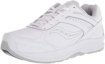 Saucony Women's Echelon Walker 3 Walking Shoes, White, 8