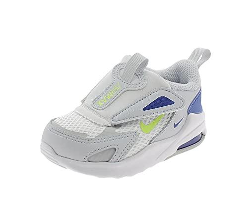 Nike Scarpe Sportive Air Max Bolt CW1629004 Bambino Bianche Bianco 21 EU