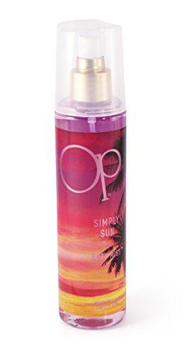 Ocean Pacific Simply Sun Body Mist for Her, 8 Fluid Ounce