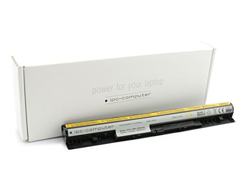 ipc-computer Batterie 32Wh Noir Compatible avec la Serie Lenovo G50-45