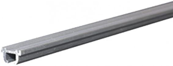 RECMAR 3292 Aluminum Curtain Track - 8 Feet