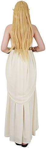 Breath of the wild zelda white dress _image1
