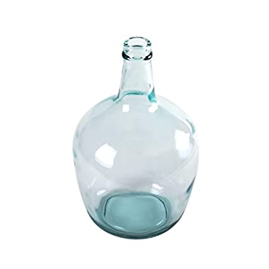 Lerman Decor Recycled Glass Carafe