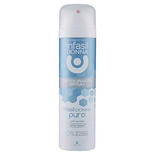 Infasil Deospray Mujer Puro - 150 ml