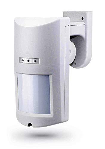 Kabelloser Außendetektor für Haustiere, 20 kg, PIR-Bewegungssensor, drahtlos, für den Außenbereich, Immun, kleine Haustiere. Verdrahtete Alarmanlage WOP-650 erforderlich