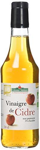 Côteaux Nantais Vinaigre de Cidre Bio 500 ml