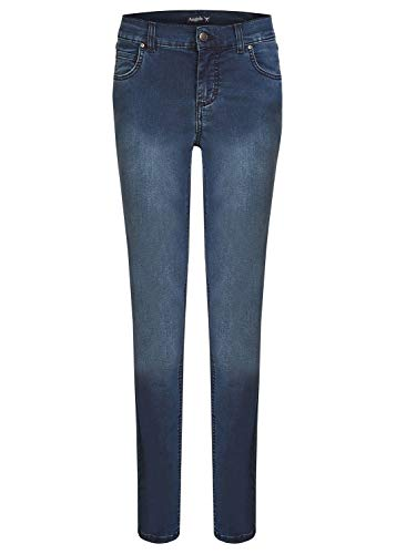 Angels Damen Jeans,Skinny' im Five-Pocket-Design