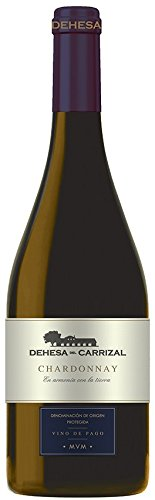 Dehesa del Carrizal - Vino Blanco - Chardonnay - 75cl - 6 uds.