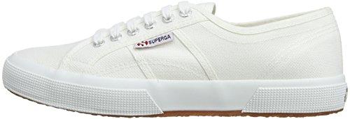 Superga COTU CLASSIC Unisex Sneaker, Weiß - 8