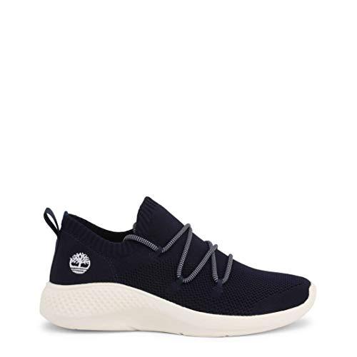 Timberland Uomo - Sneakers Flyroam Go in Mesh Blu Navy - Numero 40