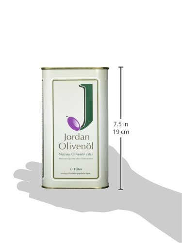 Jordan Olivenöl – Natives Olivenöl extra (1 l) - 4