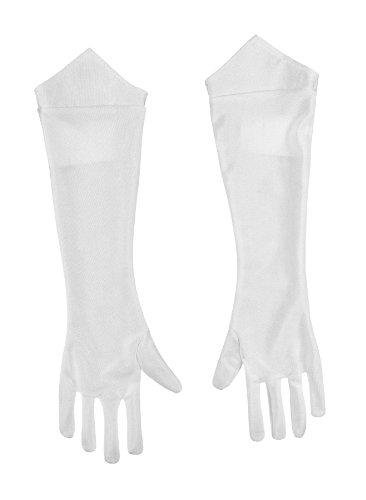 Nintendo Super Mario Brothers Princess Peach Child Gloves, One Size Child