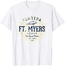 Vintage Retro Fort Myers Beach T-Shirt