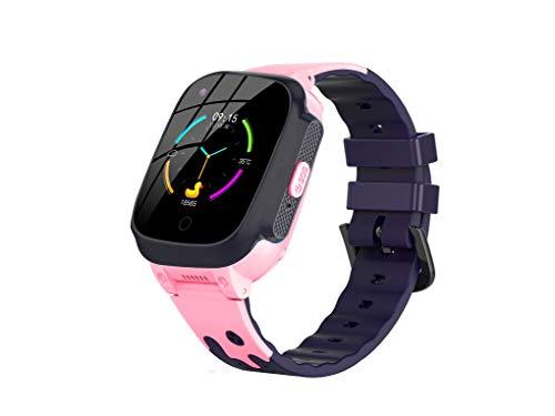 Reloj Inteligente Smartwatch Niña Kids Watch 4G Rosa