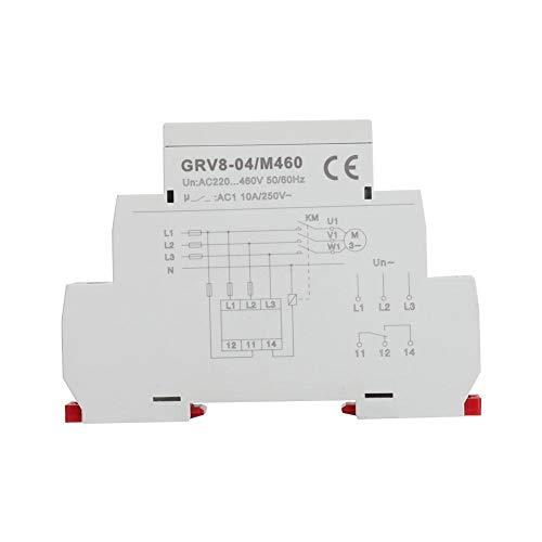Broco GRV8-04 3-fase de tensión supervisión de fallo del