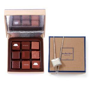 ジャンポールエヴァン カーヴ ア ショコラ 9個入 チョコレート ホワイトデー ギフト
