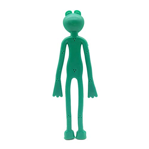 Guilin Plant Ties Cute Cartoon Frog Plant Ties, Twisting Garden Branch Strap Bendable Wire 10 Pieces
