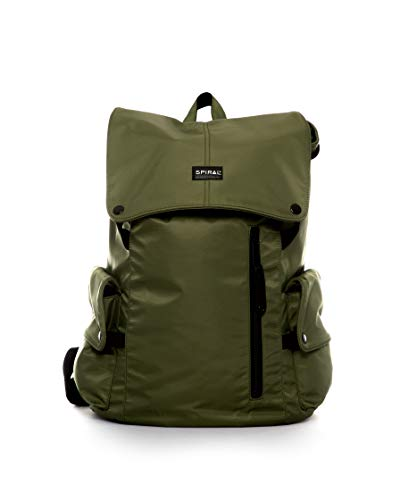 Spiral JOURNEY BACKPACK - ACTIVE OLIVE Mochila tipo casual 40 centimeters 16 Verde (Green)