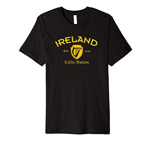 Ireland Celtic Nation Established 1541 Premium T-Shirt