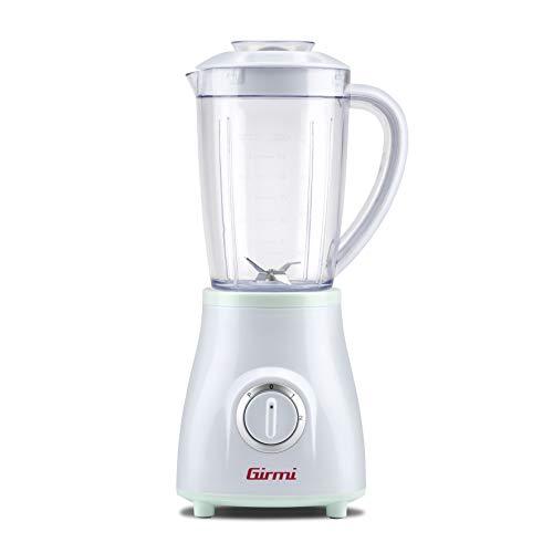 Girmi FR2400 Frullatore, 300 W, Plastic, Bianco