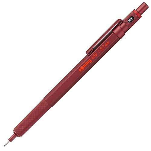 rOtring 600 Druckbleistift, 0,7mm, rot