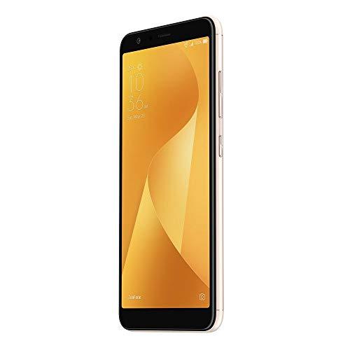 Asus ZenFone MAX Plus ZB570TL-4G035WW Doppia SIM 4G 32GB Nero, Oro